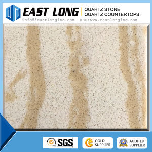 Marble Color Quartz Stone Slabs Supplier /Artificial Quartz Stone Countertops pictures & photos