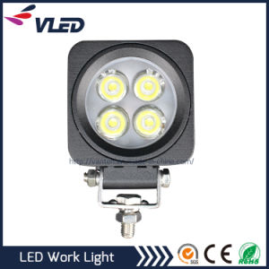off Road 4X4 LED Working Light 12W Square Flood Spot pictures & photos