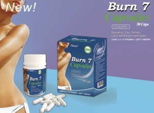 Herbal Burn 7 Slimming Pills Weight Loss Capsules pictures & photos
