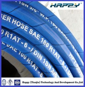 High Pressure Hydraulic Hose 1sn pictures & photos