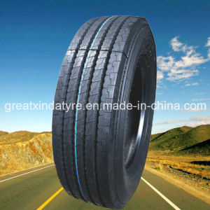 Auto Parts, 205/75r17.5 Steer Truck Tyres for EU Market pictures & photos