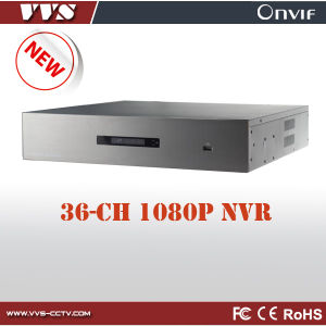 36 Channel 1080P Onvif NVR with ATX Power