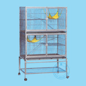 Cat Cages (Rabbit, Cat and other Small Animals) (B051) pictures & photos