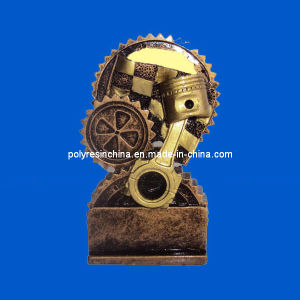 Polyresin Sport Bronze Statue Award Trophy Souvenir pictures & photos