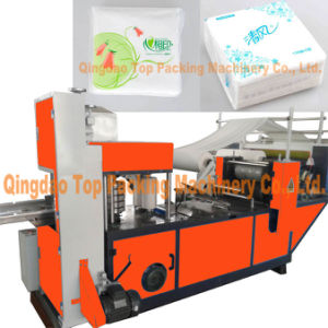 Draw Bag Printed Towel Packing Machine pictures & photos