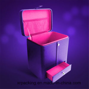Hot Sale PU Leather Wine Box/ Gift Wine Box