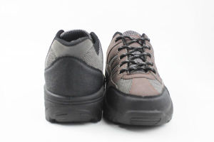Men Sports Shoes Climbing Shoes Outdoor PVC Injection (SNS-01021) pictures & photos