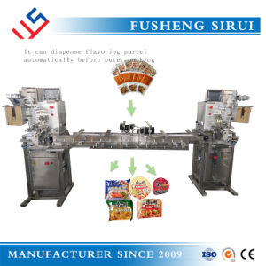Automatic Pouch Dispenser Machine for Cup Noodles Bowl Noodle pictures & photos