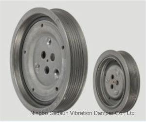 Torsional Vibration Damper / Crankshaft Pulley for Ford 1329202 pictures & photos