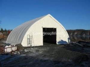 Rectangle Tube Shelter, Steel Square Tube Frame, Tent (TSU-3240S, TSU-3250S) pictures & photos