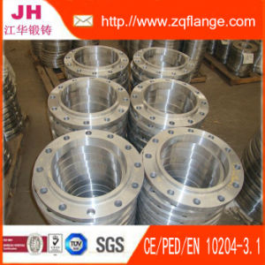 Transparent Paint Carbon Steel ANSI B16.5 150#Slip on Flange pictures & photos