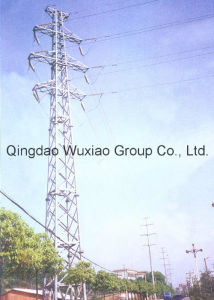Low Voltage & High Voltage Steel Towers pictures & photos