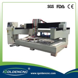 High Speed 100mm Thickness Gem Stone Cutting Machine pictures & photos