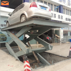 Fixed Hydraulic Scissor Lift Supplier From China pictures & photos