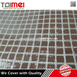 Leno Scaffolding Tarpaulin Sheet with Eyelets pictures & photos