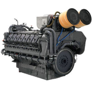 Deutz MWM TBD620-V16 Main Propulsion Marine Diesel Engine pictures & photos