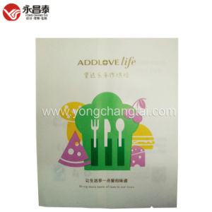 Food Plasitc packaging Bag Laminated with Paper for Cake
