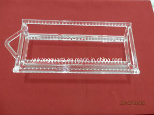 Semiconductor Grade Clear Quartz Glass Rod (YKR-022) pictures & photos