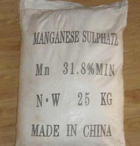 Factory Supply Mnso4 Manganese Sulfate pictures & photos