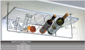 Kitchen Storage Rack / Wine / Cup Holder