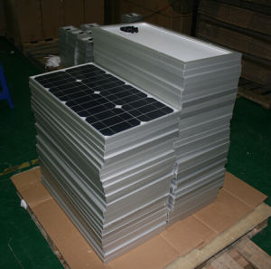 35W Solar Panel Module, Monocrystalline Solar Panel (JGN-35W-MONO) pictures & photos