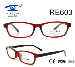 Crystle Red Women Elegant Reading Glasses (RE603) pictures & photos