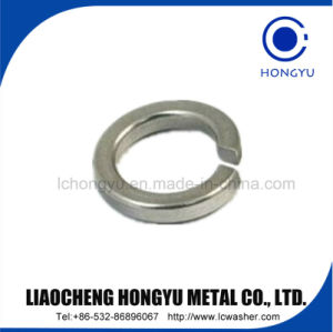 Stainless Steel A2/A4 Spring Lock Washer DIN127 pictures & photos