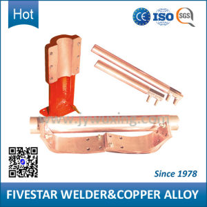 Spare Copper Welding Parts for Model Fn1-150-5 Seam Welding Machine