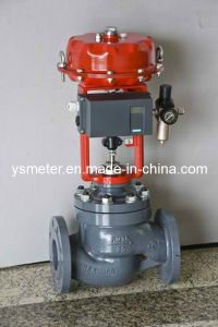 Pneumatic Diaphragm Single-Seat Control Valve (YSIQ10)