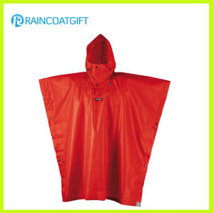 Durable Polyester PVC Men′s Rainwear (RPE-171) pictures & photos