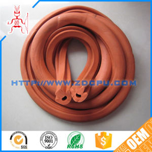 EPDM Extrusion D Shaped Rubber Seal Strip pictures & photos