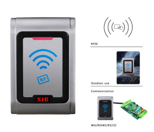 Metal RFID Access Control Card Reader (RF005E) pictures & photos