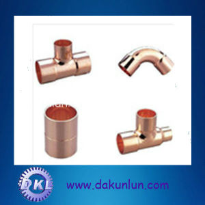 Copper Fittings (copper solder joint fittings) pictures & photos