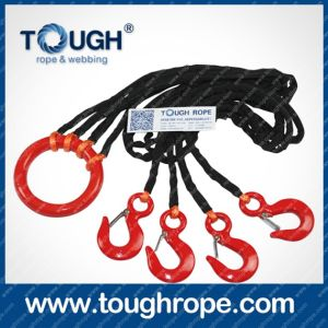 Tr- Winch Rope (Braided ropes) pictures & photos