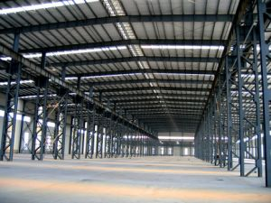 Steel Structure Workshop and Prefabricated pictures & photos