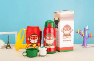500ml Cartoon Thermos Child Stainless Steel Vacuum Flasks pictures & photos