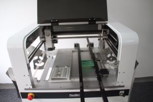 Pick and Place Machine Without Rail Version for SMT Neoden4 pictures & photos
