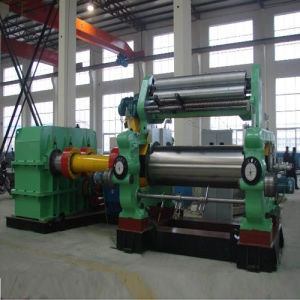 Rubber Open Mill