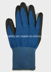 Red Anti-Cut Work Glove with PU (ND8060) pictures & photos