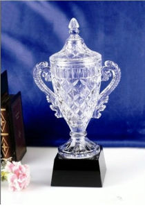 Large Bowl of Crystal Trophy Crystal Cup pictures & photos