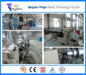 HDPE Water Supply and Gas Supply Pipe Extrusion Line / Extruder Machine pictures & photos