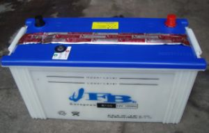 N100 Dry Charged Car Battery pictures & photos