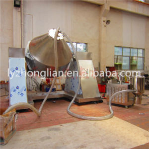 Sh-1000 Double-Cone Medicine Granule Mixer Machine pictures & photos