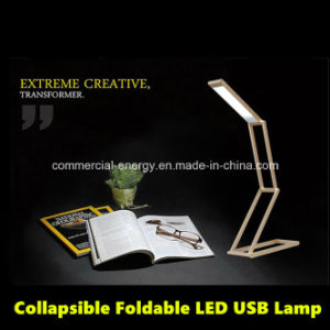 Folding Modern LED Desk Reading Lamp pictures & photos