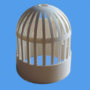 High Quality PVC Sewage Resistance Cap, Pipe Fittings pictures & photos