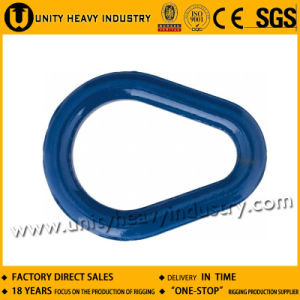 Weldless Sling Forged Alloy Pear Shaped Links pictures & photos