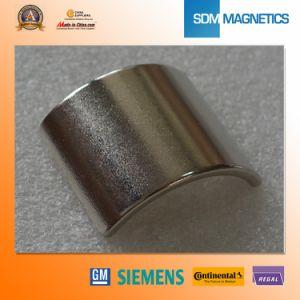 Permanent Rare Reath Neodymium Arc Magnet pictures & photos
