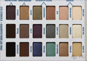 18 Colors Palette Eyeshadow Long-Lasting Eyeshadow The Balm Eyeshadow pictures & photos
