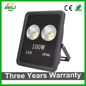 Newest Type Outdoor 100W AC85-265V Project LED Floodlight pictures & photos
