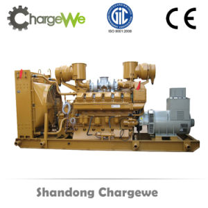 Water Cooled 3 Phase Open Generator Set with Famous Brand Diesel Engine pictures & photos